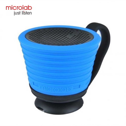 Picture of Microlab Magicup Portable Bluetooth Speaker (Blue / Orange / Green / Yellow)