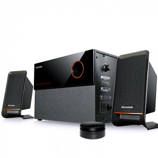 Picture of Microlab M200BT 2:1 Multimedia Speaker With BT