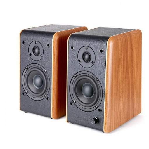 Picture of Microlab B77BT Multimedia Speaker 2.0 Wooden Color