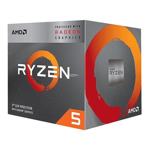 Picture of AMD Ryzen-5 3400G Processor With Radeon RX Vega 11 Graphics