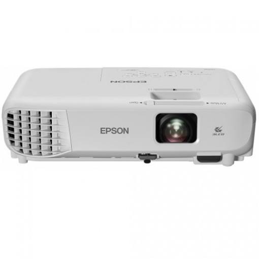 Picture of Epson EB-W05 3300 Lumens WXGA 3LCD Multimedia Projector
