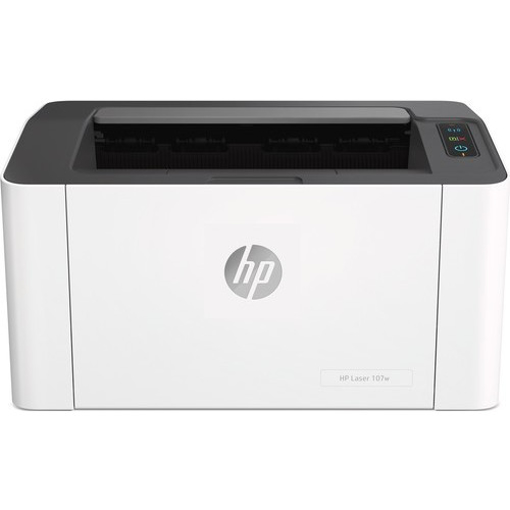 Picture of HP Laser Printer 107W Single Function (4ZB78A)