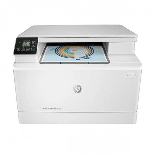 Picture of HP LaserJet Color Printer MFP M182N Multi-Function (7KW54A)