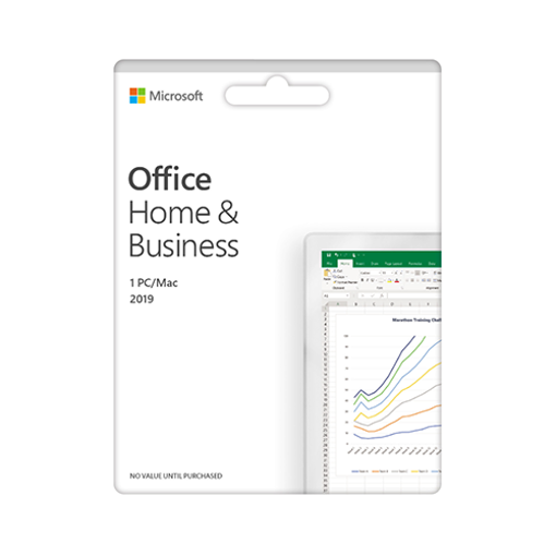 Picture of Microsoft Office Home And Business 2019