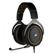 Picture of Corsair HS60 Stereo 7.1 Gaming Headphone (Carbon / Yellow)