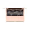 Picture of Apple Macbook Air 13.3 inch Retina M1 chip 8-core 8GB memory 256GB Ssd Gold