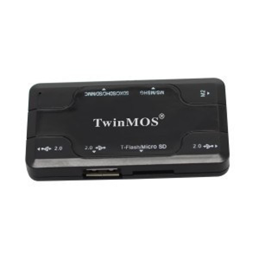 Picture of Twinmos Portable Mobile SIM & Memory Card Reader