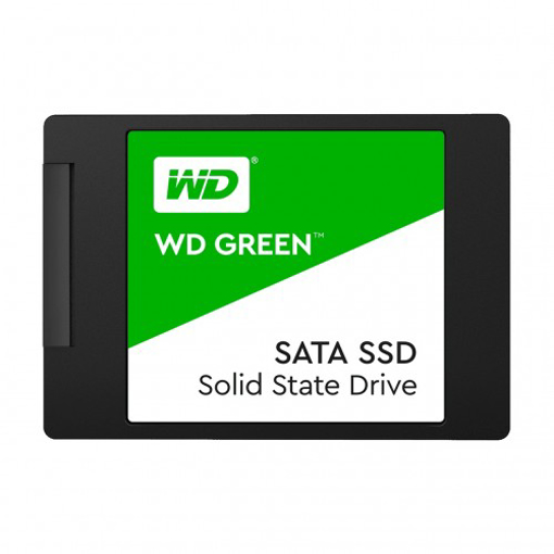 Picture of Wd Solid State Drive (Green) 120gb Sata-WDS120G2G0A