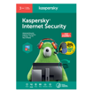 Picture of Kaspersky Internet Security 2021 (3 User | 1 Year License | PC / MAC) Retail Box