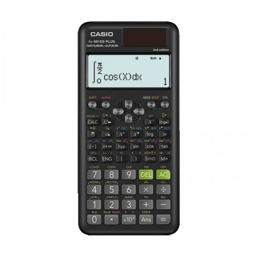Picture of CASIO Scientific Calculator FX-991ES PLUS 2nd Edition
