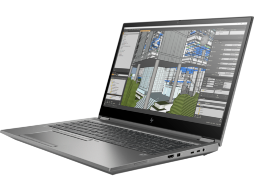 """Picture of HP ZBook Fury 15 G7 Mobile Workstation 16GB RAM 1TB SSD 15.6"""" 4K Laptop"""