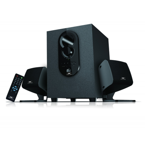 Picture of Xtreme  E129BU 2:1 Multimedia Speaker With Remote