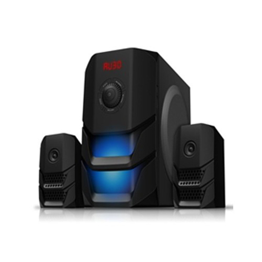 Picture of Xtreme E614BU Multimedia USB Speaker With Remote