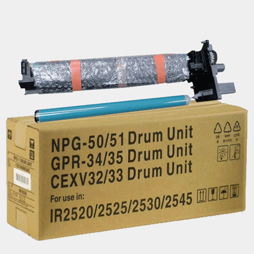 Picture of Canon NPG-50/51 Drum for iR2520W