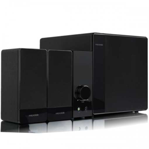 Picture of Microlab FC360 High Fidelity 2:1 Speaker System