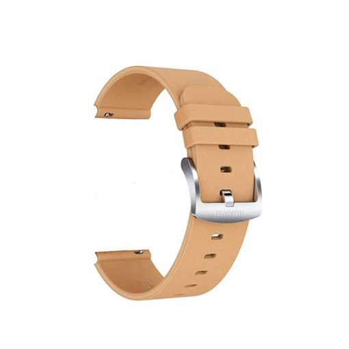 Picture of Huawei Watch GT2 Strap Leather Strap Khaki