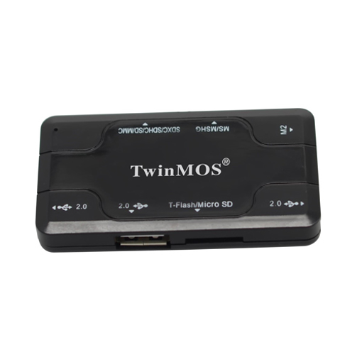 Picture of Twinmos USB 2.0 46 In 1 Portable Card Reader