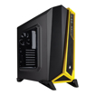 Picture of Corsair Carbide Series SPEC-ALPHA Mid-Tower Gaming Case (Black/Red) (Black/Yellow)