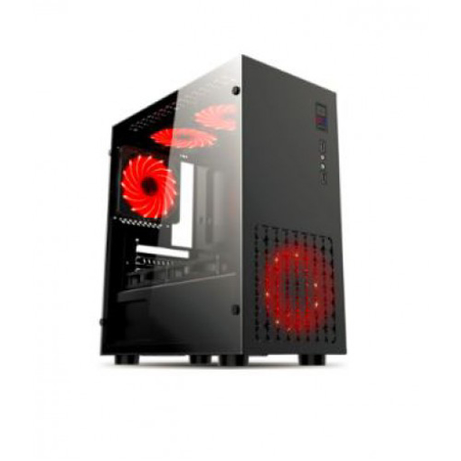 Picture of XTREME V9 ATX THERMAL GAMING COMPUTER CASE WITH PSU