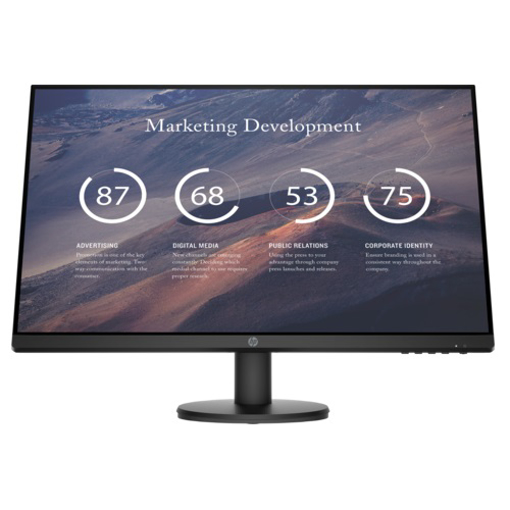 Picture of HP P27V G4 27 inch IPS LED Monitor