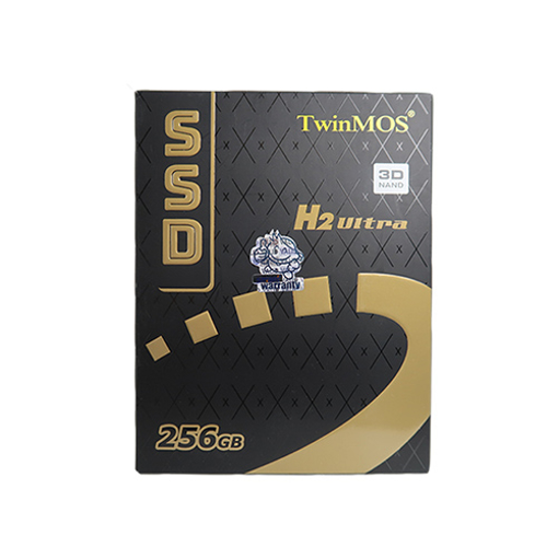 Picture of TwinMOS H2 Ultra 256GB SATA 3 SSD