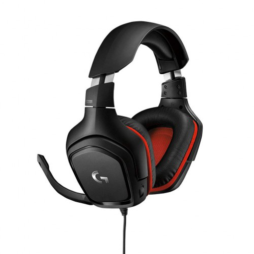 Picture of Logitech G331 3.5mm Gaming Headphone Black