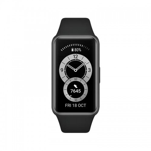 Picture of Huawei Band 6 All-Day SpO2 Monitoring with FullView Display Smart Watch