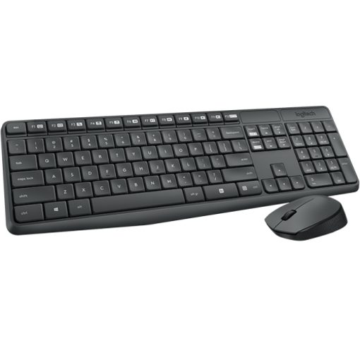 Picture of Logitech MK235 Wireless Keyboard and Mouse Combo
