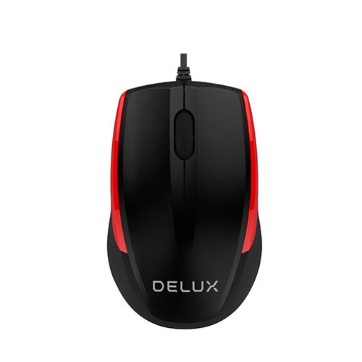 Picture of Delux M321BU Optical USB Mouse