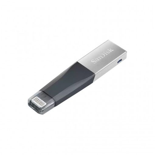 Picture of SanDisk 256GB iXpand Mini Mobile Disk Drive USB3.0 for iPhone and iPad