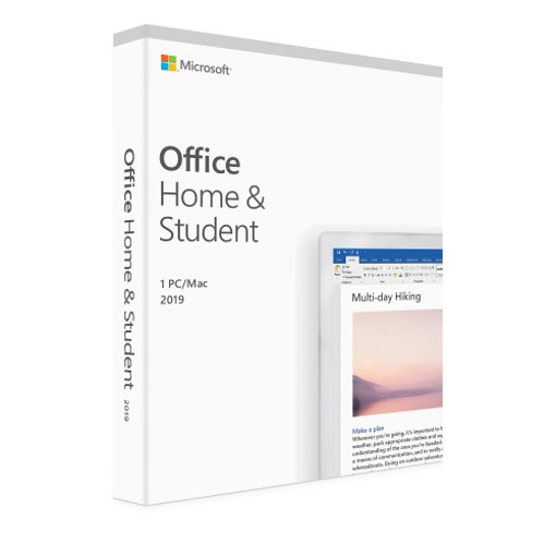 Picture of Microsoft Office 2019 Home and Student