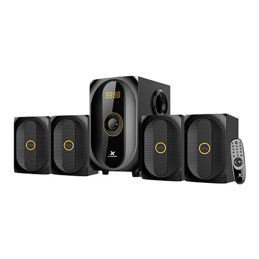Picture of Xtreme Flash 4:1 Multimedia Speaker