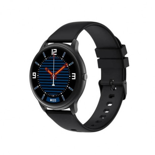 Picture of Xiaomi IMILAB Smart Watch KW66 3D HD Curved Screen – Black
