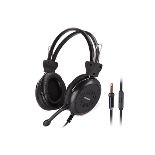 Picture of A4TECH HS30 3.5mm Headphone Black