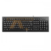 Picture of A4TECH KRS-85 Laser Engraving USB Keyboard With Bangla