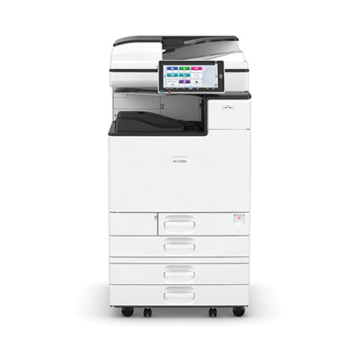 Picture of RICOH IM C2000 Full Colour Multifunction Photocopier